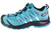 Salomon XA Pro 3D Trailrunning Shoes Women blue jay/black/deep dalhia
